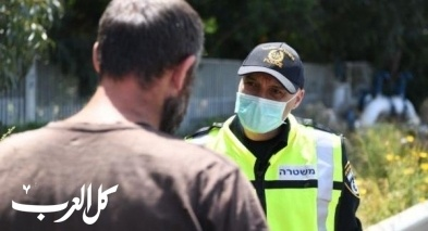 تحرير 2119 مخالفة كورونا بنهاية الاسبوع