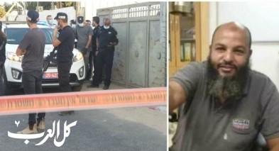 اللد: مقتل جهاد أبو صعلوك رميًا بالرصاص