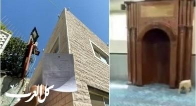 القدس| اصدار أمر هدم لمسجد في حي سلوان