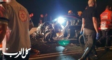 مصرع رجل من الناصرة بحادث طرق مروّع