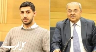 إصابة مساعد النائب أحمد الطيبي بكورونا