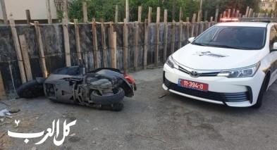 طبريا| اعتقال قاصر بشبهة القيادة بدون رخصة