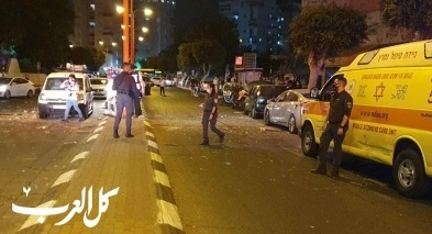 6 اصابات بعد اطلاق قذائف على اشكلون واشدود