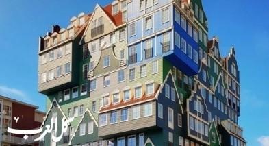 هولندا لديها أغرب الفنادق في العالم.. شاهدوا الصور