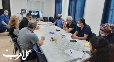 حيفا: اجتماع لجمعيات الثقافة العربية