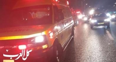 وادي عارة: حادث دراجة نارية بالقرب من مفترق ميعامي