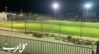 كسيفة: المجلس لم يقل الحقيقة بأن الملعب في مرحلة صيانة