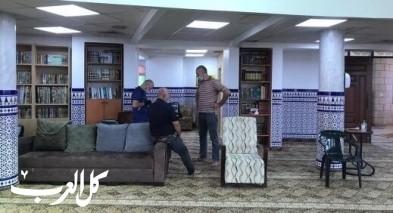 سخنين: القاء القبض على سارق منظومة الصوت من مسجد أبو بكر