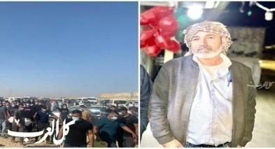 كسيفة: وفاة الحاج سعيد ابو النجا