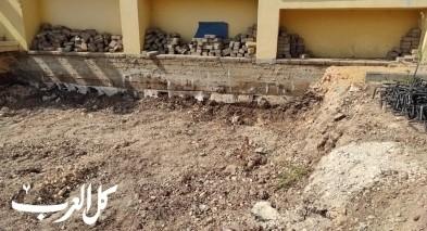 بستان المرج : أعمال ترميم في نوادي الشبيبة