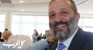 درعي: لن أبقى في حكومة تغلق دور العبادة اليهودية