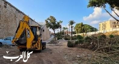 عكا: الشروع في تطوير متنزه السور الشرقي