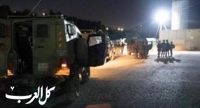 الجيش الاسرائيلي يصيب فلسطينيين حاولا القاء مولوتوف