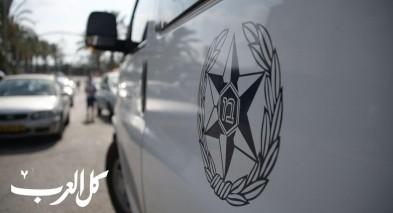 رمات غان - الشرطة تلقي القبض على مشتبه بارتكاب اغتصاب
