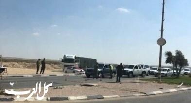 قوات الأمن تشدد الإجراءات على مداخل البلدات والمدن