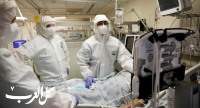 ترجيحات: أكثر من 800 حالة خطيرة بكورونا