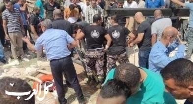 فاجعة في الخليل: مصرع 6 أشخاص