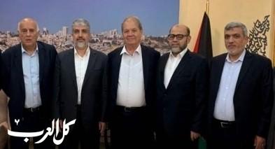 الدوحة: وفد حركة فتح يلتقي مشعل