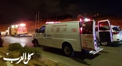 اصابة طفلة فلسطينية بجراح خطيرة بعد تعرضها للدهس