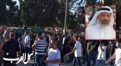 القدس: تشييع جثمان الحاج نادر سلايمة