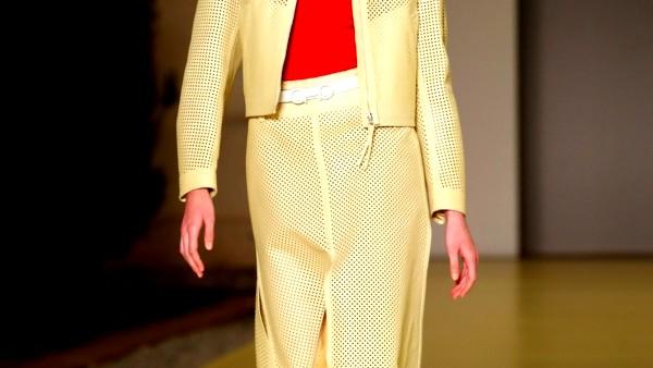 أزياء أنيقة من دار Salvatore Ferragamo