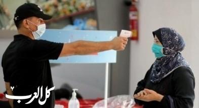 غزة: تسجيل 35 حالة كورونا جديدة
