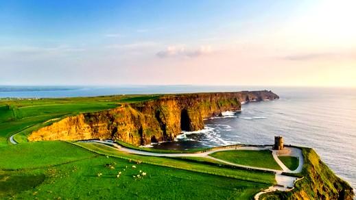 4 نشاطات للاستمتاع بطبيعة أيرلندا
