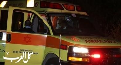 إصابة فتى (16 عامًا) في جث الجليل