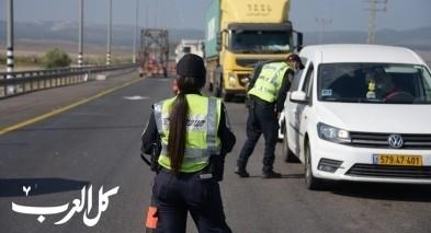 إزالة الحواجز ونقاط التفتيش: بسبب الاختناقات المرورية