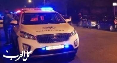 اصابة شاب عربي خلال شجار في بئر السبع
