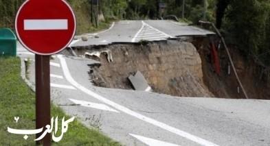 عاصفة تودي بحياة 4 أشخاص في فرنسا