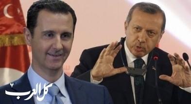 الأسد: أردوغان يدعم التنظيمات الإرهابية