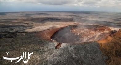 بركان مونا لوا أكبر بركان في العالم!
