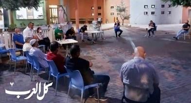 مجلس البعنة يعقد اجتماعا مع الائمة والمدارس