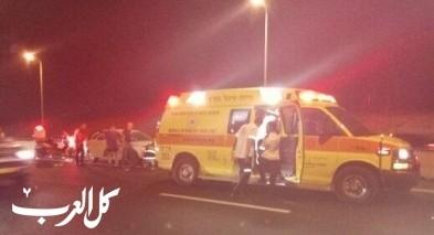 سخنين: اصابة طفل اثر حادث دهس