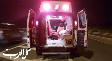 معاوية: إصابة طفل جرّاء حادث دهس وهروب السائق