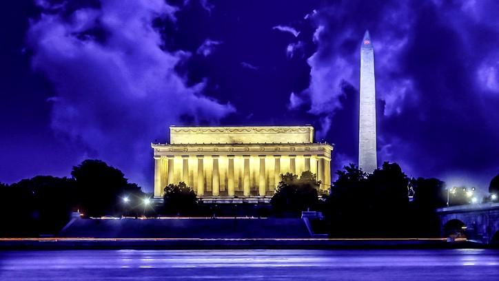 واشنطن: زوروا نصب لنكولن التذكاري