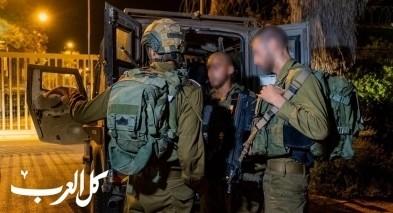 شجار بين عشرات الجنود من الوحدة البدوية وجفعاتي