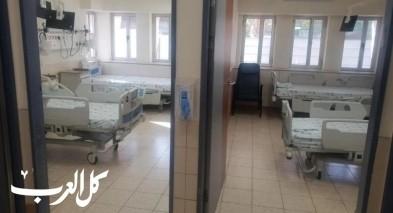 مستشفى بوريا: كورونا بقسم تأهيل المسنين
