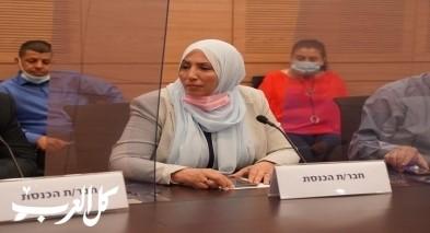 إيمان خطيب ياسين رئيسة للجنة المواصلات العامة