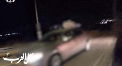 ضبط شاب من طوبا مصاب بالكورونا يقود سيارة
