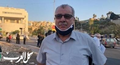 محمد بركة: نقف إلى جانب ماهر الأخرس