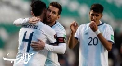 لاوتارو يقود الأرجنتين إلى الفوز ضد بوليفيا