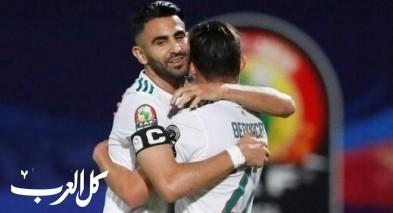 قائد المنتخب الجزائري رياض محرز يثني على دور مدربه