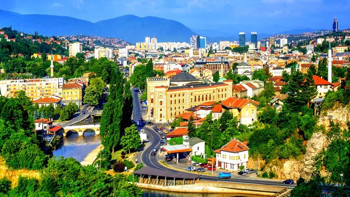 تعرّفوا على عاصمة البوسنة والهرسك