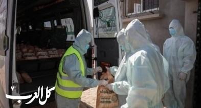 الإغاثة تقدّم ربع مليون رغيف لقطاع غزة