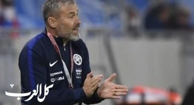 الإتحاد الكرة السلوفاكي يطيح بمدرب المنتخب
