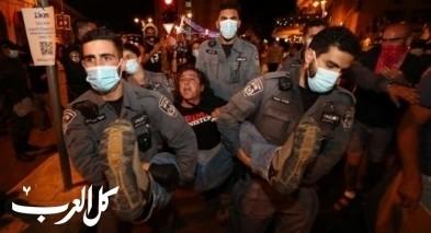 القدس: تجدد الاحتجاجات ضد نتنياهو