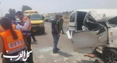 الضفة: مصرع رجل جرّاء حادث طرق