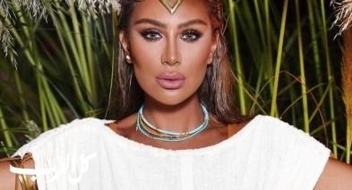 مايا دياب تفتتح أسبوع الموضة العربي